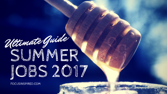 Summer Jobs Toronto 2017 Ultimate Guide for Students with no Experience