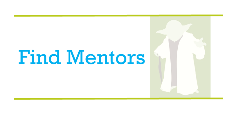 Find mentors – learn from the SIWIKE around you