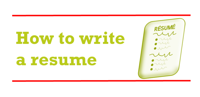 How to write a resume – by reverse engineering the job posting