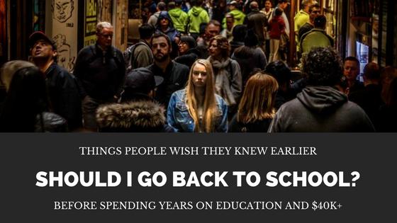 should i go back to school banner