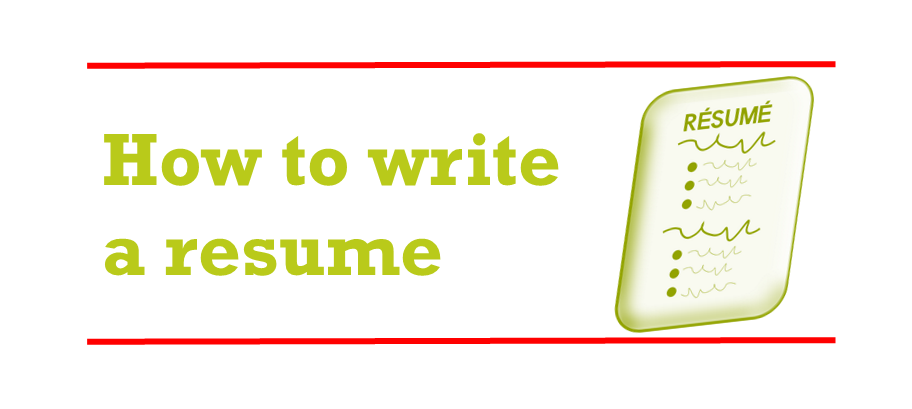 how to write a resume - by reverse engineering the job posting - focus inspired