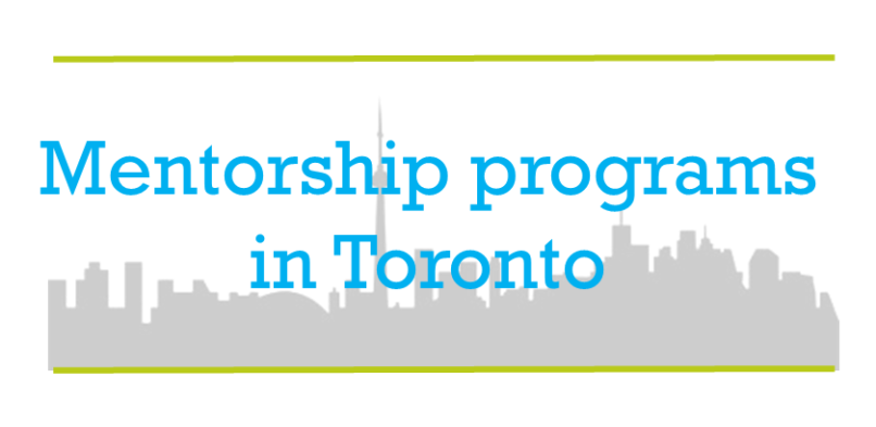 Mentor programs in Toronto