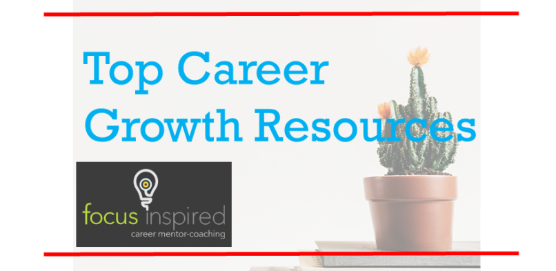 My top career growth resources
