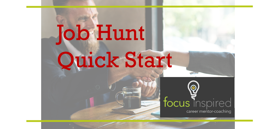 Job Hunt Quick Start