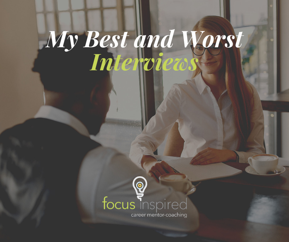 Title Card - My Best and Worst Interviews