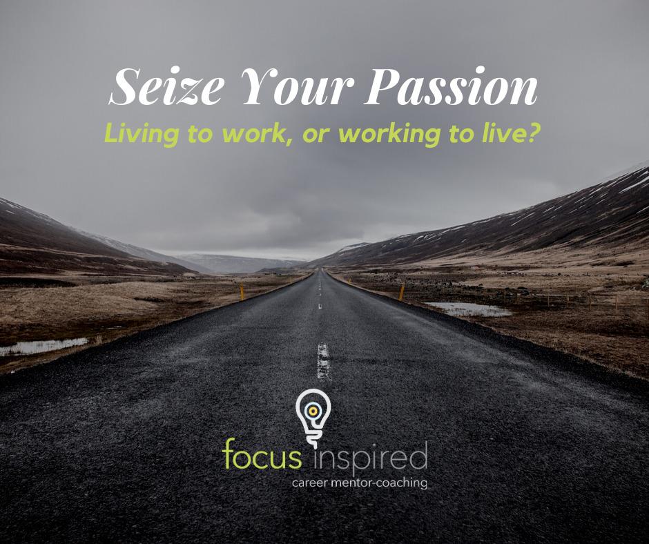 Title Card - Seize Your Passion