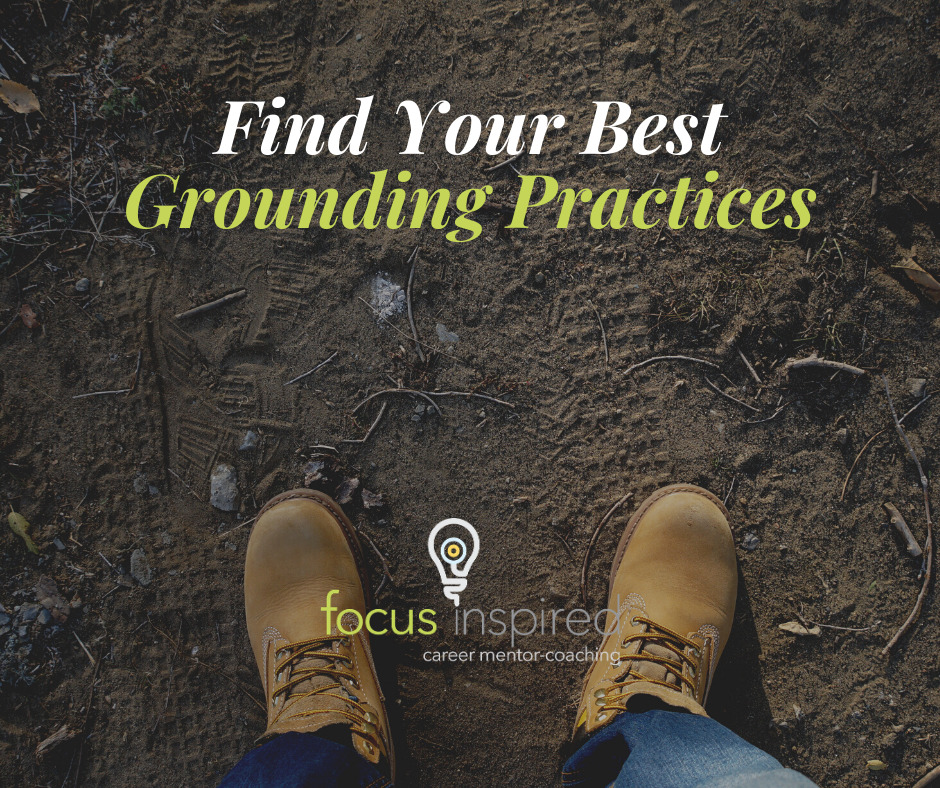 Title Card - Grounding Practices