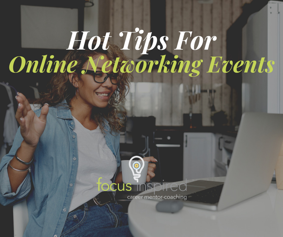 Title Card - Hot Tips For Online Marketing Events