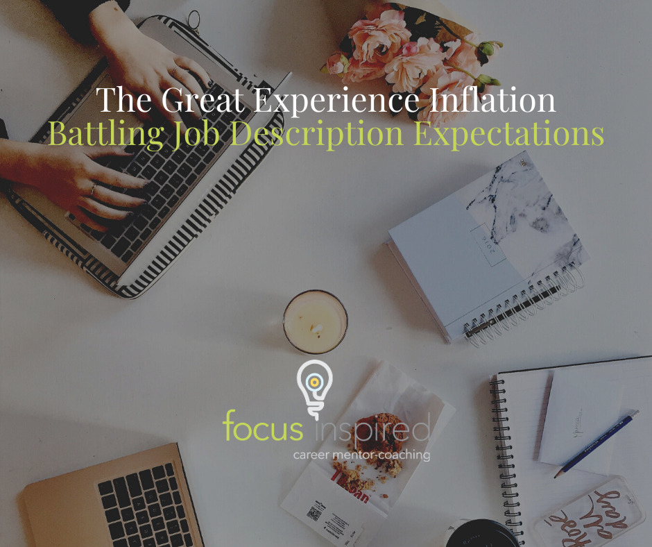 Title Card - The Great Experience Inflation
