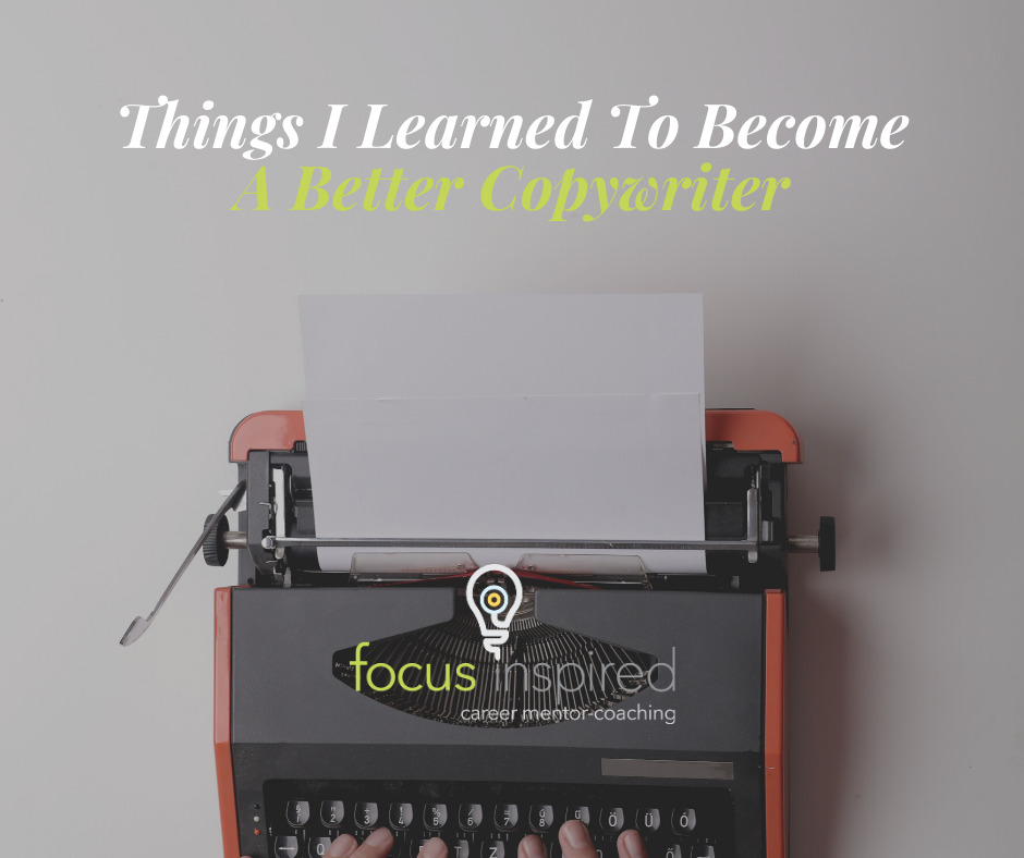 Title Card - Tips I Learned To Become A Better Copywriter