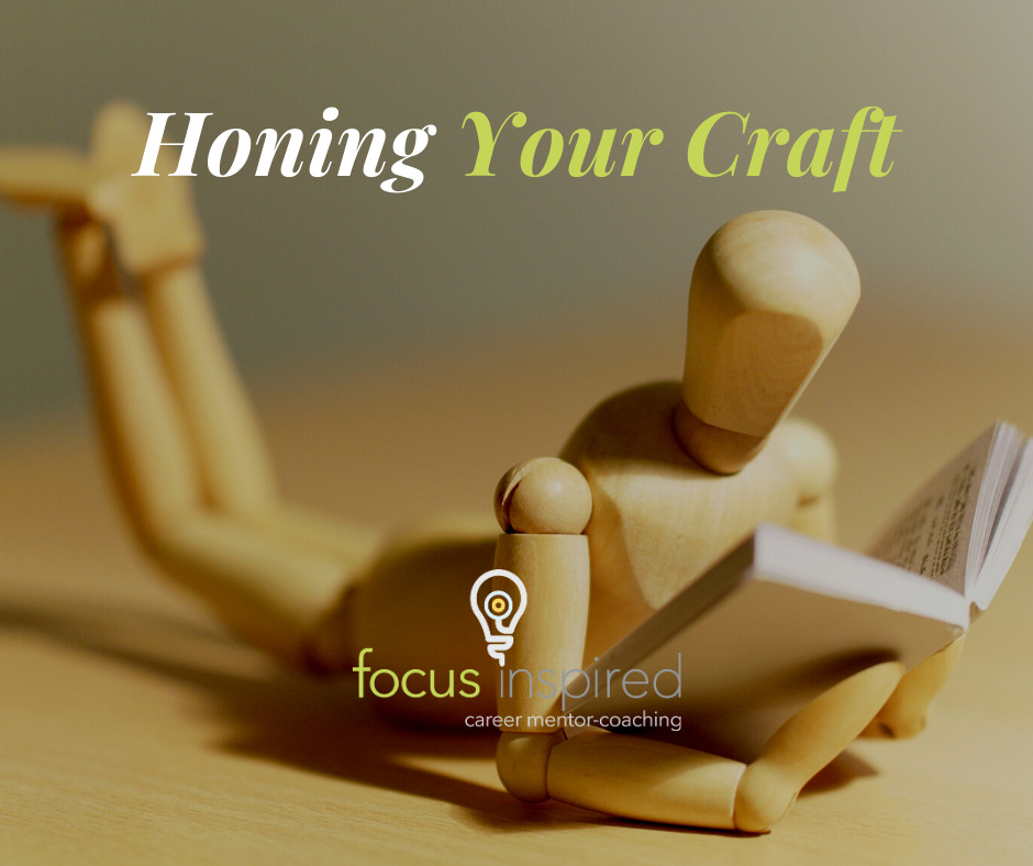 Title Card - Honing Your Craft