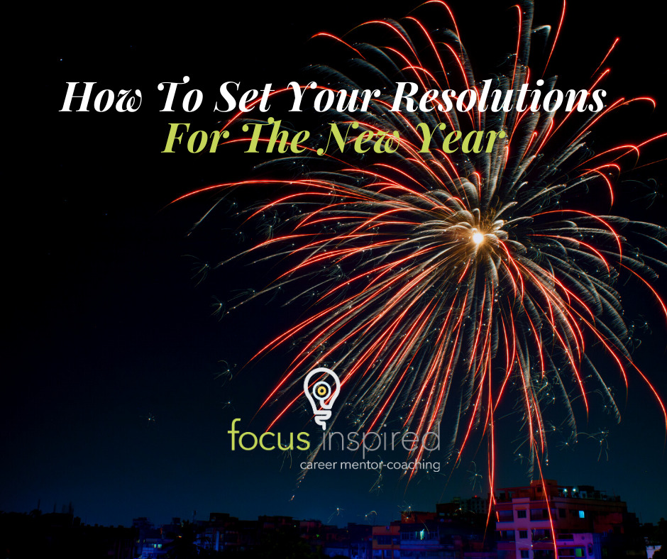 Title Card - How To Set Your Resolutions For The New Year
