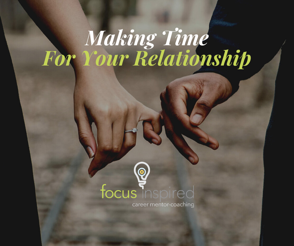 Title Card - Making Time For Your Relationship