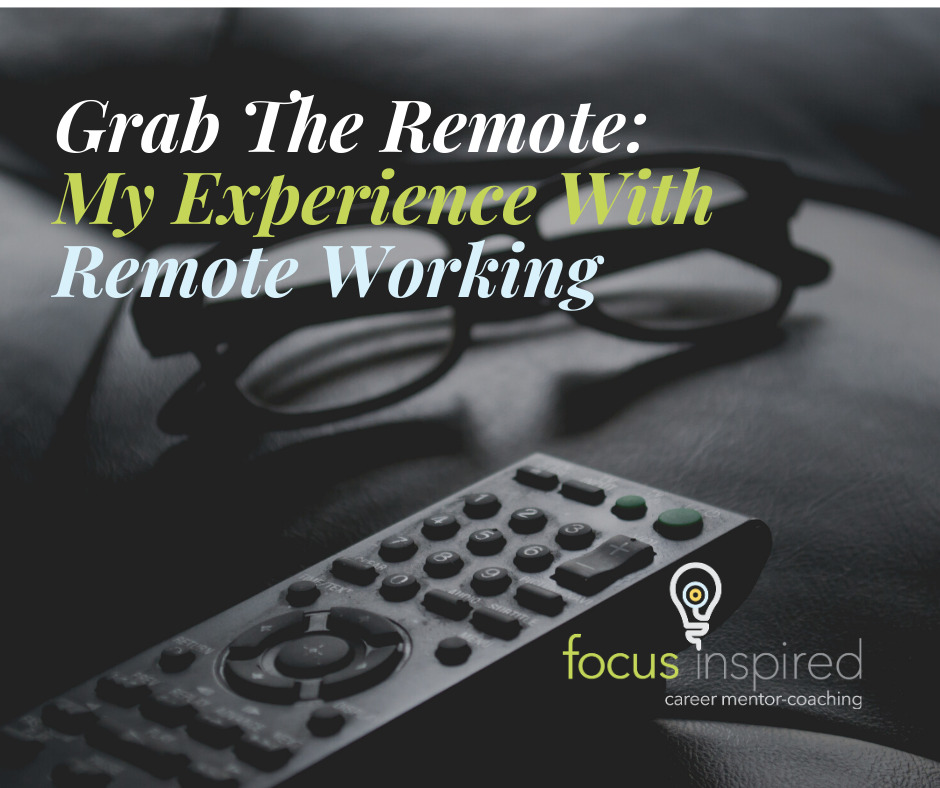 Title Card - Remote Working