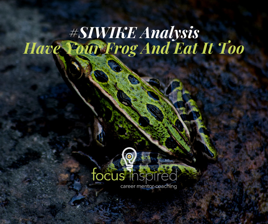 Title Card - SIWIKE Eat Your Frog