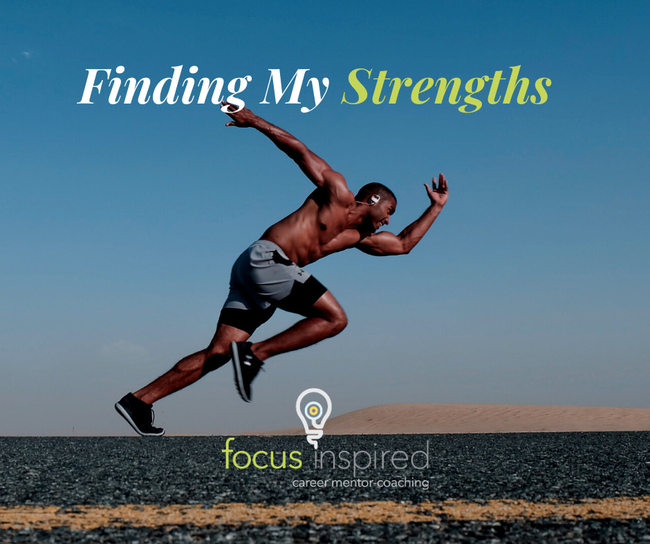 Title Card - Finding My Strengths