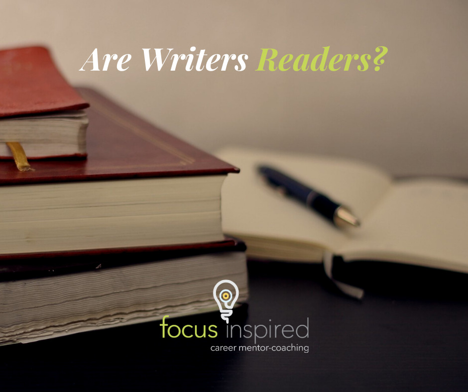 Title Card - Are Writers Readers