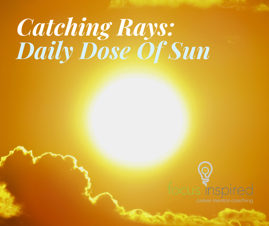 Title Card - Catching Rays