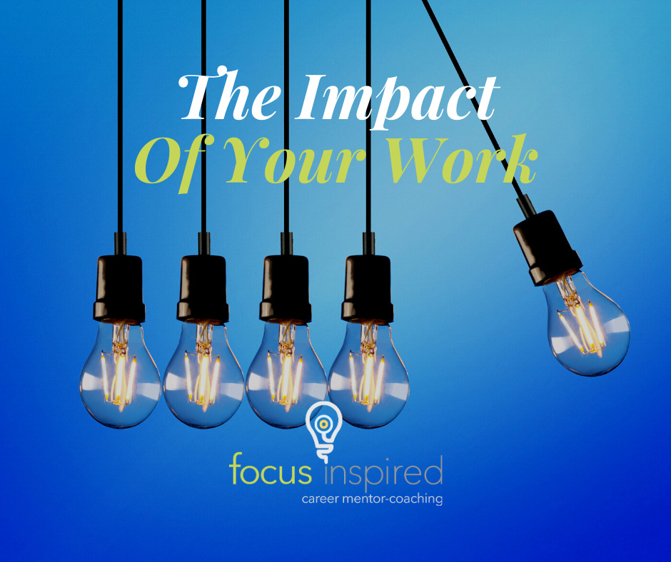 Title Card - The Impact Of Your Work