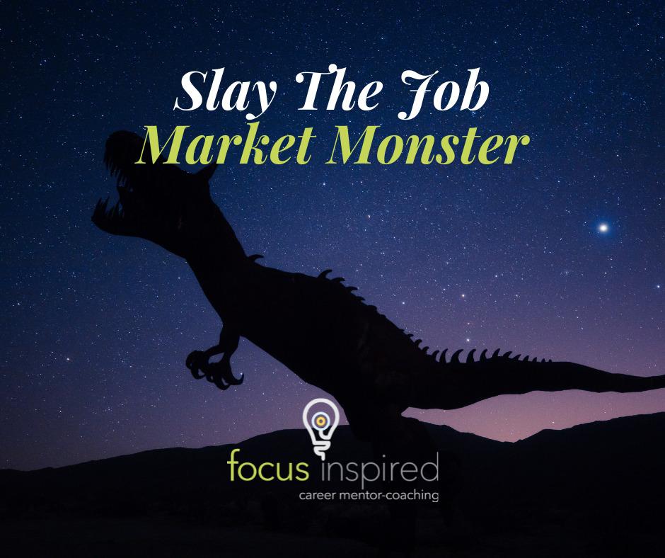 Title Card - Job Market Monster