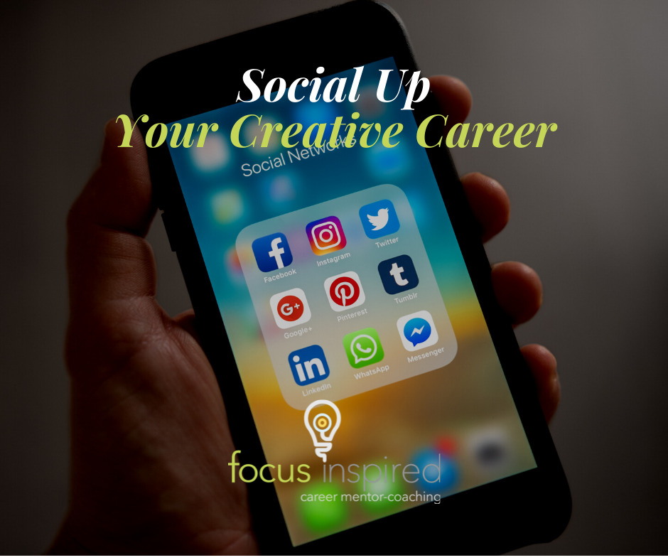 Title Card - Social Up Your Creative Career