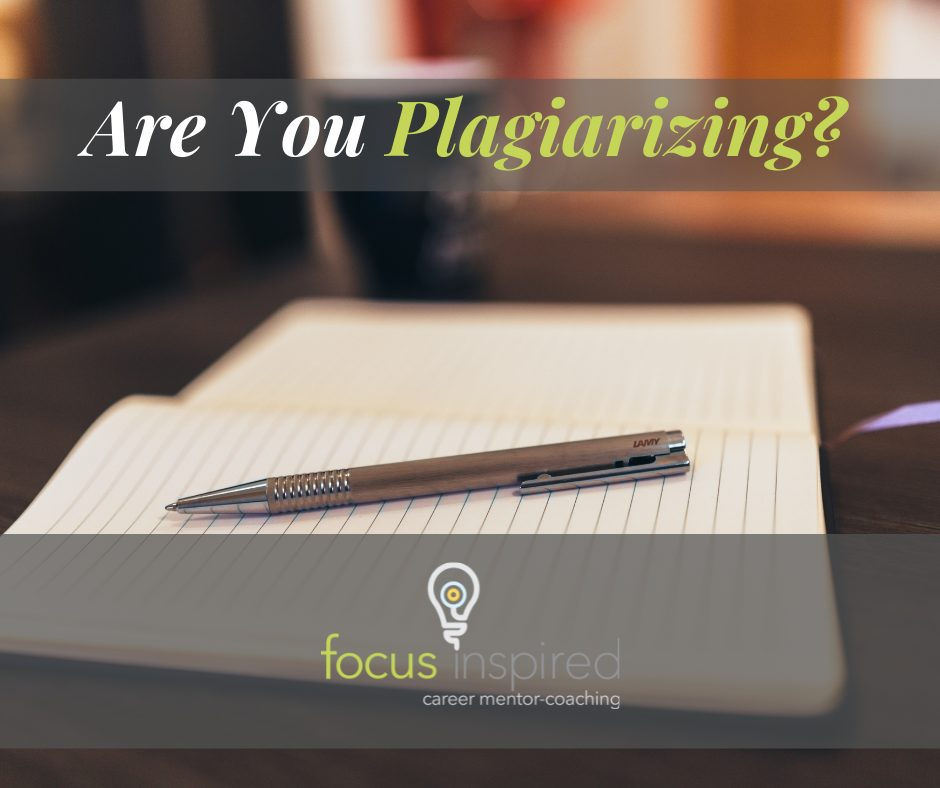 Title Card - Are You Plagiarizing?