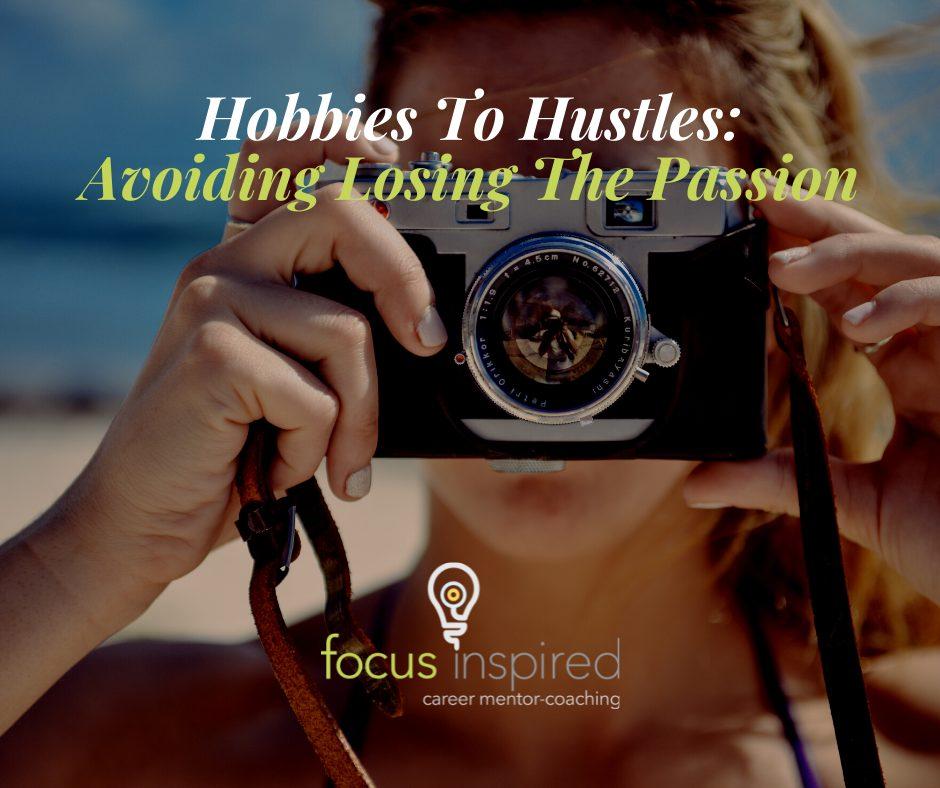 Title Card - Hobbies To Hustles