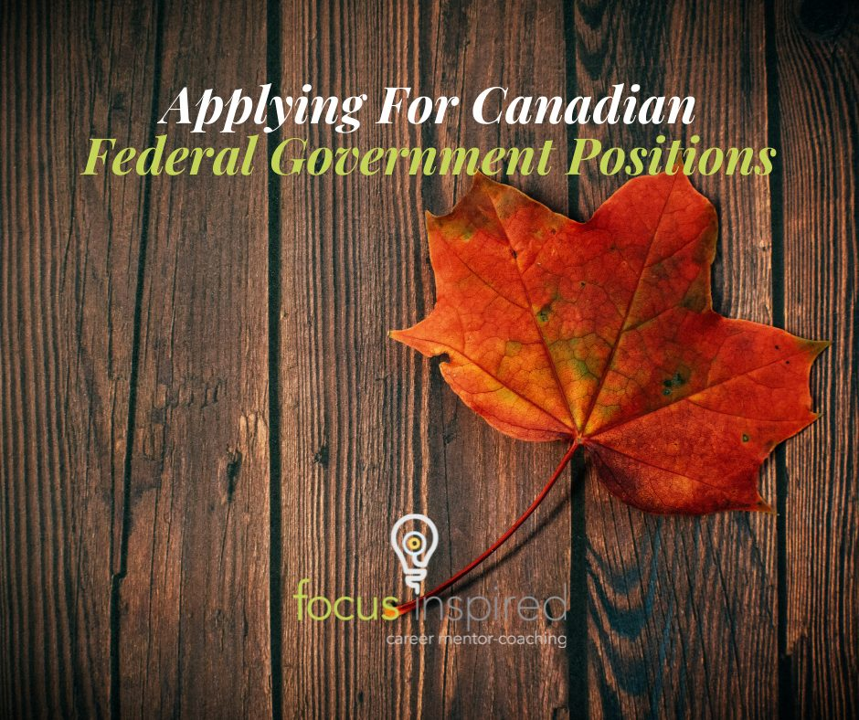 Title Card - Applying Federal Government Positions