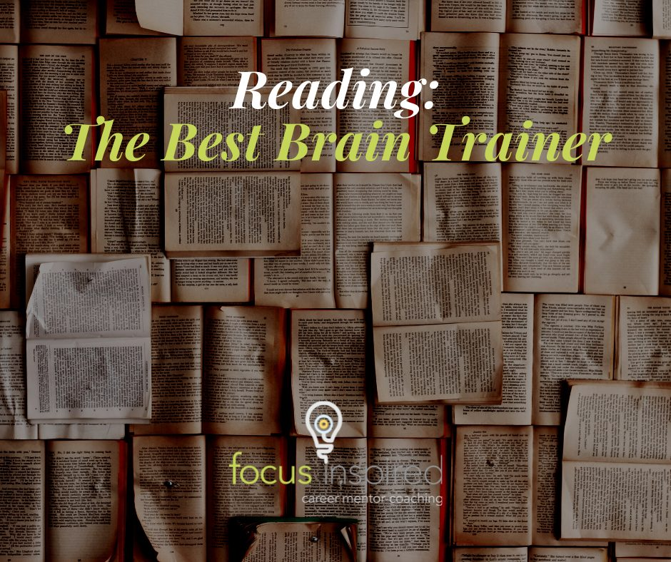Title Card - Reading: The Best Brain Trainer